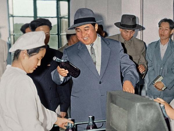 Kim-Il-song-as-Al-Capone